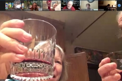 NHC and MJC Virtual Tu B'Shevat Seder and Dinner Party 1-28-21