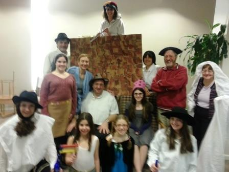 Purim-Spiel-Cast-Photo1