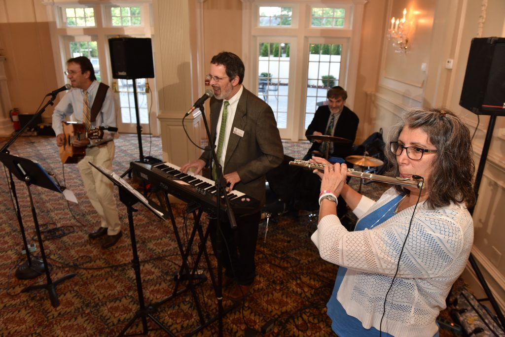Temple Dudes - Jewish Federation Celebration - June 9 2016 at Town & Country